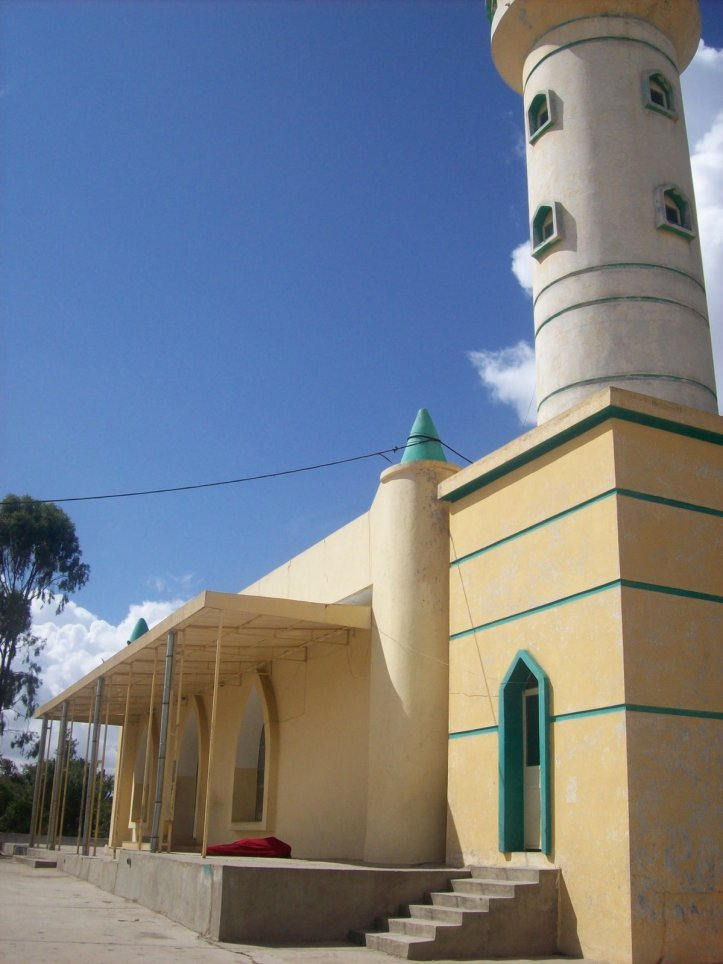 Ethiopia's first mosque in Negash