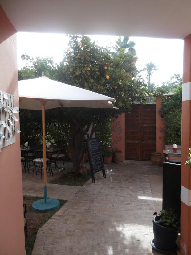 Amal Courtyard