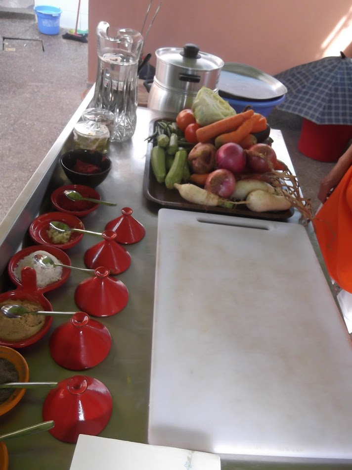 Amal Cooking Class