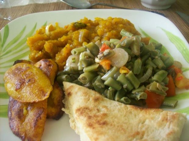 Trini Breakfast
