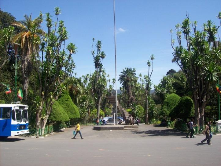 Green campus!