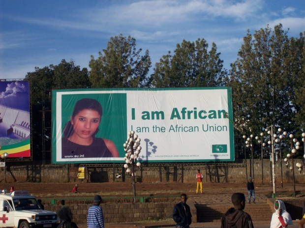 One of the many faces of Africa!