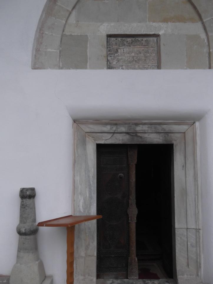 Unique Mosque in Kasaba
