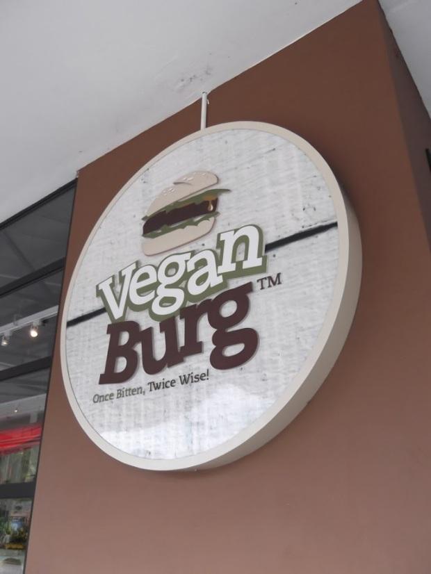 All vegan, all good at VeganBurg