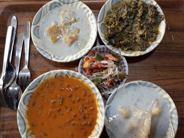 Vegan Swahili Food
