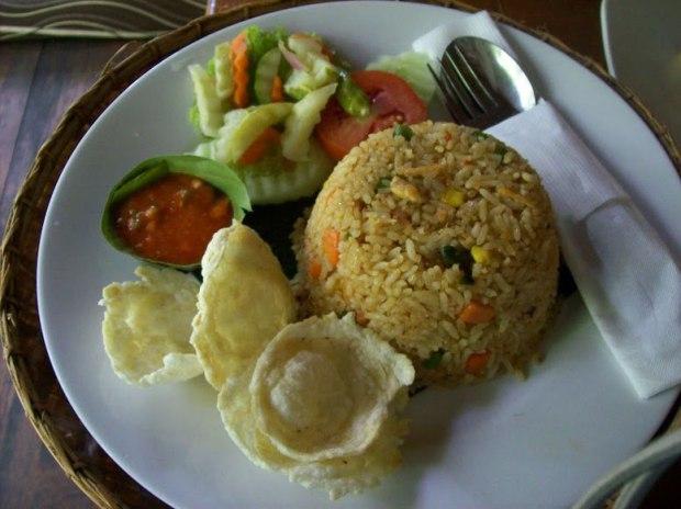 Nasi Goreng in Indonesia