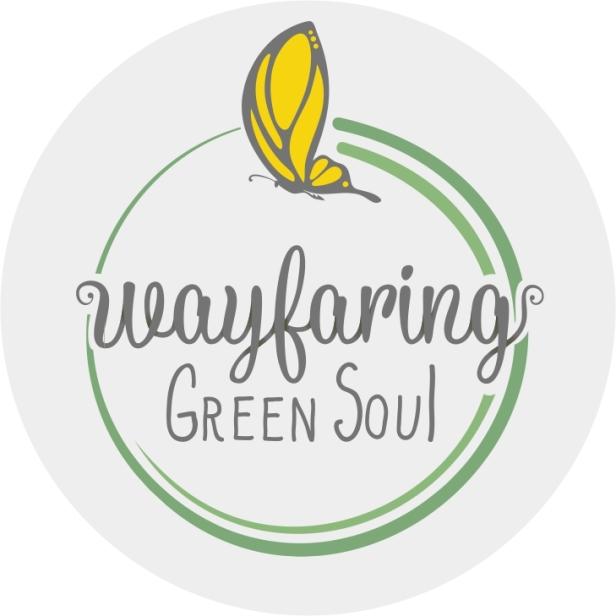 Wayfaring green soul logo 1